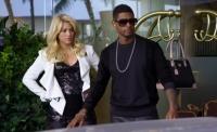 Usher wearing ULTRA Goliath 2